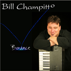Bounce, the new CD by Bill Champitto